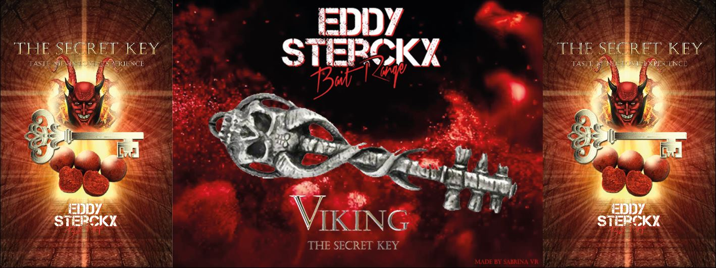 Boilie Eddy Sterckx The Secret Key