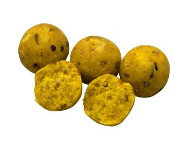Boilies Yellow Dream gefroren